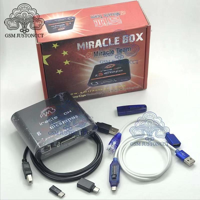Miracle box 3.20 Crack