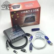 Ursprüngliche Miracle box + Wunder schlüssel mit UMF ALLE Boot kabel (V 2,98 hot update) für china handys Entsperren + Reparatur entriegeln