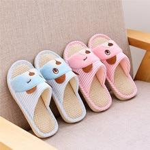 Детские домашние тапочки; детская однотонная пушистая домашняя обувь без застежки; детская обувь для улицы; теплые тапочки;#4S30