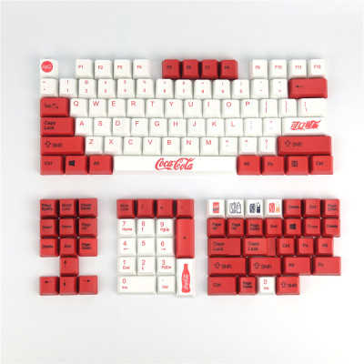 SSSLG Keycaps Suitable for Cherry MX Switch,104 Reindeer Pattern 87//100//100 Key OEM//Cherry Custom Keycaps