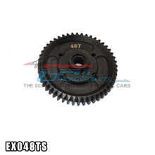 GPM STEEL SPUR GEAR (48T) untuk AXIAL EXO TERRA BUGGY RC Upgrade(China)