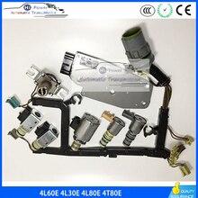 4L60E 4L30E 4L80E 4T80E orijinal test şanzıman kontrol vanası solenoid için tel ile 93 05 EPC vites TCC 3 2 PWM 4l60e