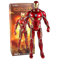 Iron Man Mark L MK50 1/6th Scale Collectible Figure Model Toy