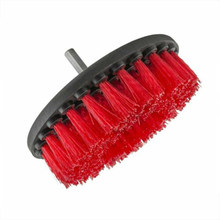 detachable Drill Brush Scrubbing Cleaner Tools bricks concrete stone patio sidewalks driveways Cleaning brushes(China)