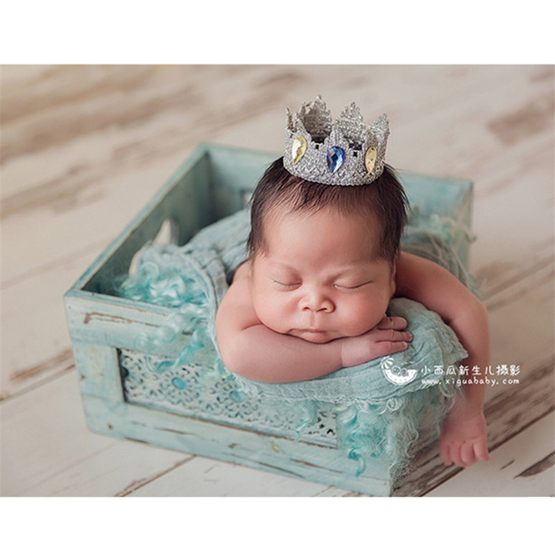 Baby Photography Props Wood Retro Love Heart Drawer Studio Shoots Photo Prop Accessories Posing Frame Toddler Photography Props