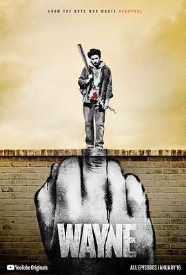 韦恩第一季的海报