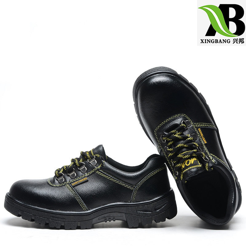Manufacturers Direct Selling Smashing Anti Puncture Safety Shoes Steel Head Steel Bottom Protective Shoes