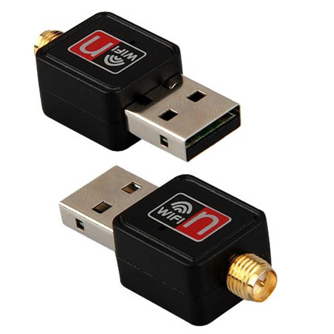 NOYOKERE Ethernet 150Mbps 2dB Mini USB Wifi adaptador antena PC USB receptor Wifi tarjeta de red inalámbrica