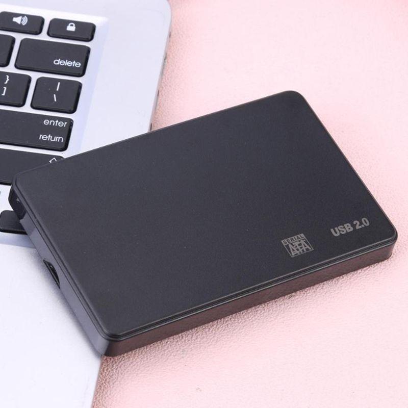 2.5 Inch HDD SSD Case Sata To USB 3.0/2.0 Hard Drive Box Enclosure Adapter