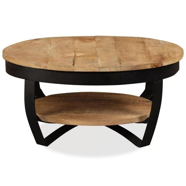 Industrial Coffee Side Table  4