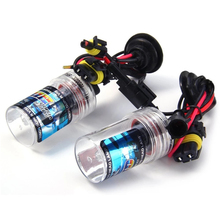 2x H11 H8 H9 HID Xenon Bulbs 35W 4300K 6000K 8000K white Purple Pink Green Blue Car Driving hid Headlight Bulb H11 Fog Light 12V new arrival 2pcs h8 h11 100w 20led hid 2323 fog driving drl light bulbs dr23