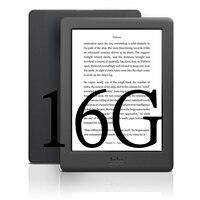 300ppi Kobo GloHD electronic book e-ink 6 inch eBook Ereader N437 HD screen 1448x1072 e-books Reader 4/16GB WIFI 1