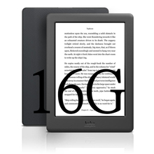 Электронная книга Kobo GloHD 300ppi, электронная книга e-ink, 6 дюймов, электронная книга N437, HD экран 1448x1072, электронная книга, 4/16 ГБ, Wi-Fi