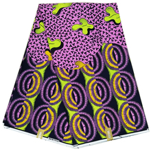 цена Ankara Veritable wax African Wax Prints Fabric Dutch wax fabrics Wrapper 100% cotton в интернет-магазинах