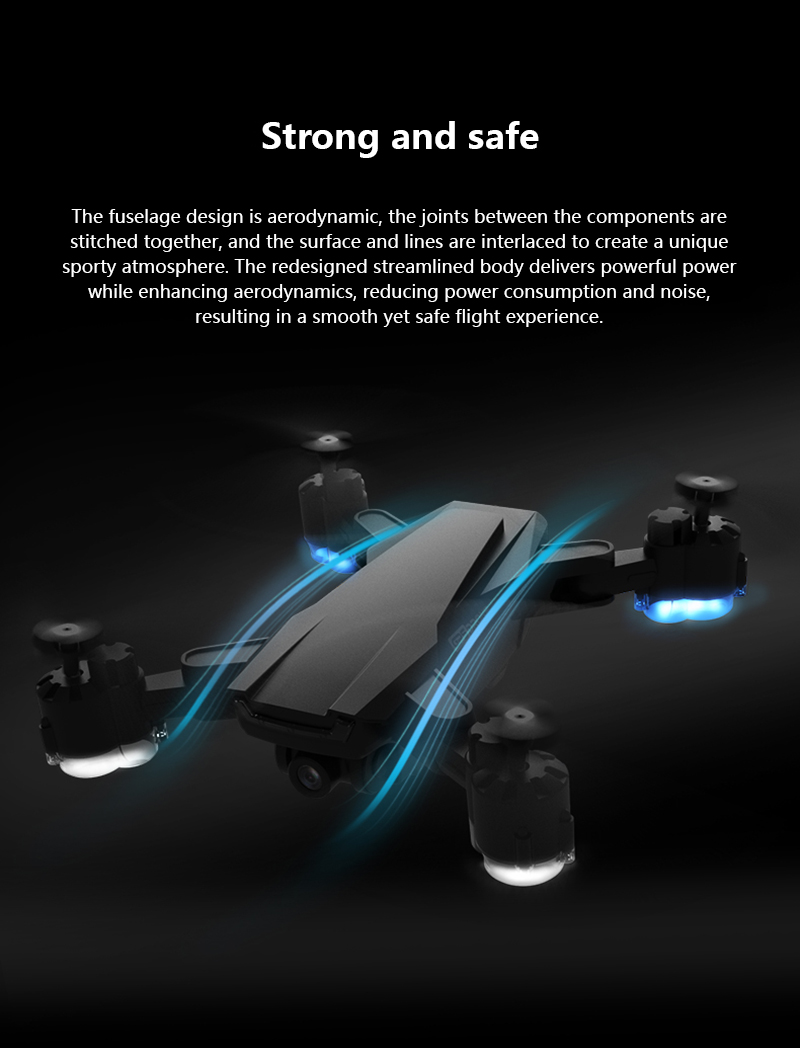 SHAREFUNBAY Drone GPS 5G WIFI and 4K HD wide-angle camera FPV Drone X Pro Quadcopter 22