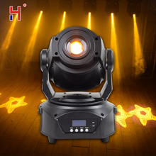 цена на Led Disco Light Moving Head Lights 60w 90w 100w Spot Light Dj Club Stage Lighting Home Party Dj Effect Moving Head Lamp