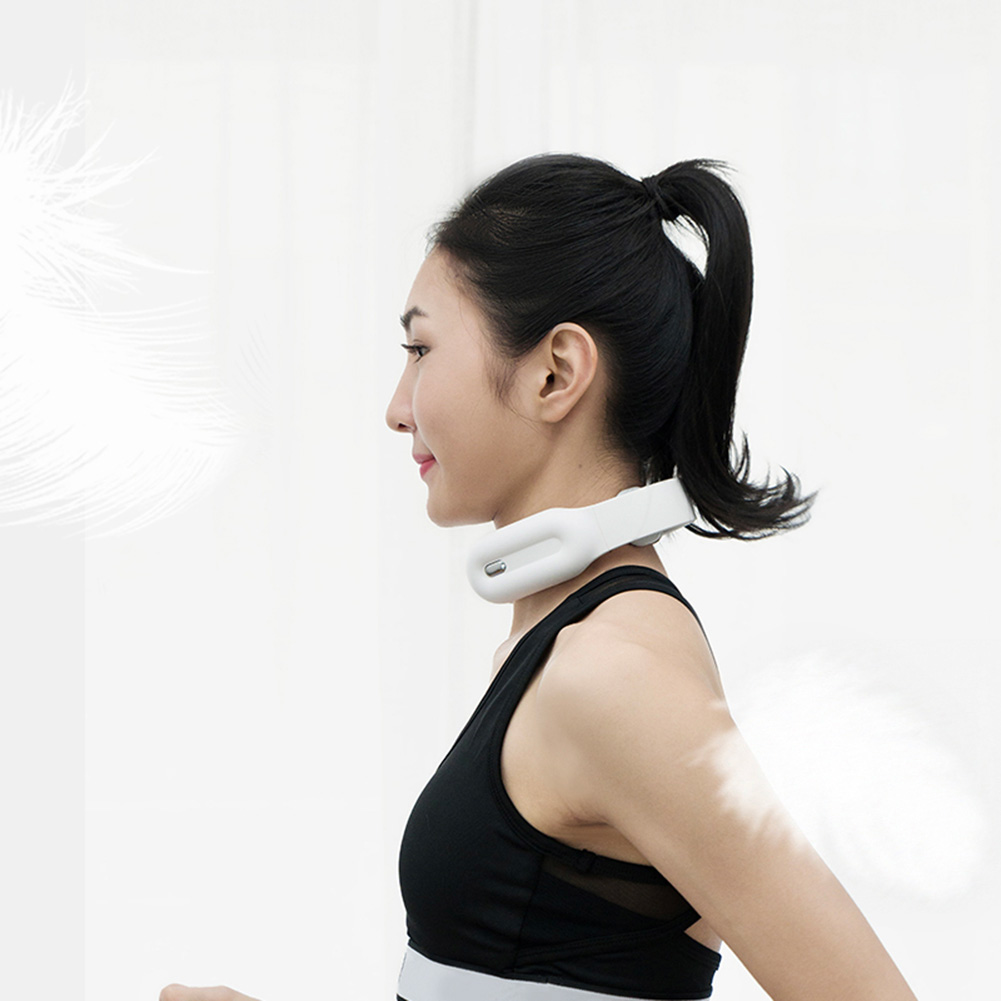 Dropship remote pescoço ombro massager aquecido amassar