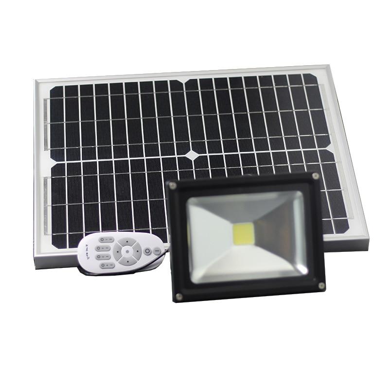 solar wateproof jardim luz com 2.4g controle