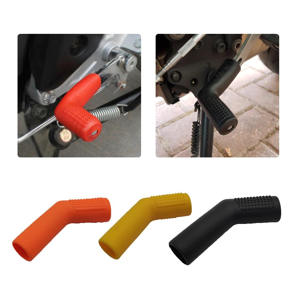 Motorcycle Gear Shift Lever Rubber Sock Gear Shift Case Protectors Covers For Honda NC700S NC700X Nc 700s 700 X VTX1300 Vtx 1300