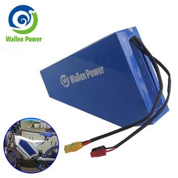 Bafang-batería eléctrica para bicicleta eléctrica, paquete de batería de 48v, 52v, 48v,...