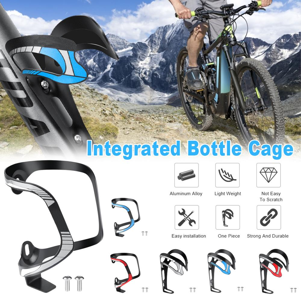 MTB Road Bicycle Bottle Holder Bike Cycling Water Bottle Cage Aluminum Alloy