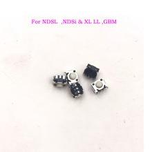 300 pièces pour NDSi XL LL GBM déclencheur dépaule gauche droite L R bouton interrupteur pour Nintendo DS DS Lite & 2DS