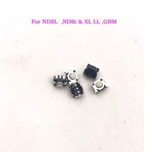 Image 1 - 300PCS Voor NDSi XL LL GBM Schouder Trigger Links Rechts L R Knop Schakelaar voor Nintendo DS DS Lite & 2DS