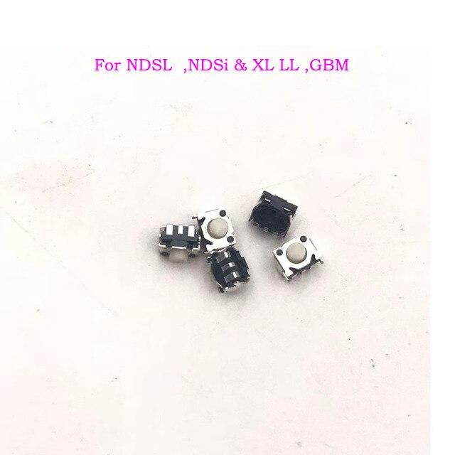 300PCS Voor NDSi XL LL GBM Schouder Trigger Links Rechts L R Knop Schakelaar voor Nintendo DS DS Lite & 2DS