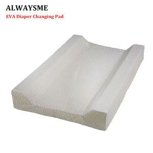 ALWAYSME EVA Material 700X450X100MM Summer Baby Infant Contoured Diaper Nappy Changing Pad Waterproof Easier Disassembly Clean