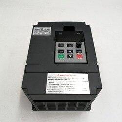Inversor VFD convertidor de frecuencia Variable 1. 5KW/2,2 kW inversor de frecuencia Variable monofásica VFD Motor velocidad PWM Control CT1