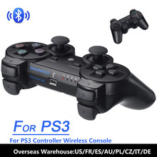 Wireless Bluetooth Joystick For PS3 PS4 Controller Wireless Console For Playstation 3 Game Pad Joypad Games Accessories