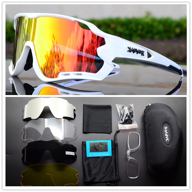 2020 Outdoor Sports Polarized Cycling Glasses Road Bike Glasses Mountain Bicycle Sunglasses Men Women Cycling Goggles Eyewear 1
