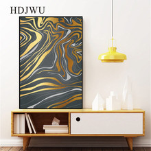 Abstract Nordic Art Home Wall Picture Canvas Painting Creative Geometry Printing Posters Pictures for Living Room DJ577