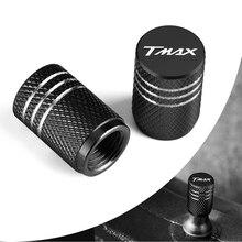 Dla YAMAHA t max 500 TMAX 500 560 TMax 530 akcesoria motocyklowe opona koła zawór trzpienia czapki CNC hermetyczne osłony pyłoszczelne czapki