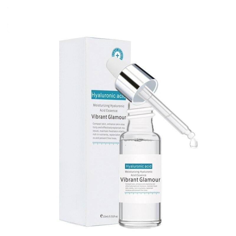 Hyaluronic Acid Essence Facial Skin Care  Hydrating Firming Anti-Wrinkle Serum Vitamina C Serum Facial-s