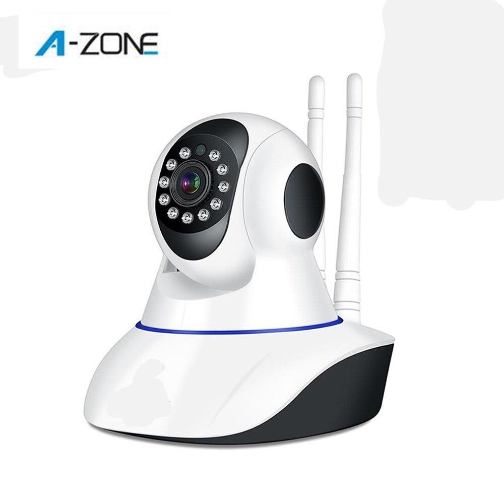 HD 1080P домашняя 360 Видео IP Wifi камера видеонаблюдения инфракрасное ночное видение Onvif домофон P2P Беспроводная сетевая камера с Wifi