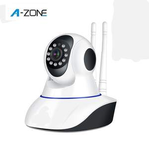 Camera Intercom Video Network-Wifi Video-Surveillance Night-Vision Infrared Home 360