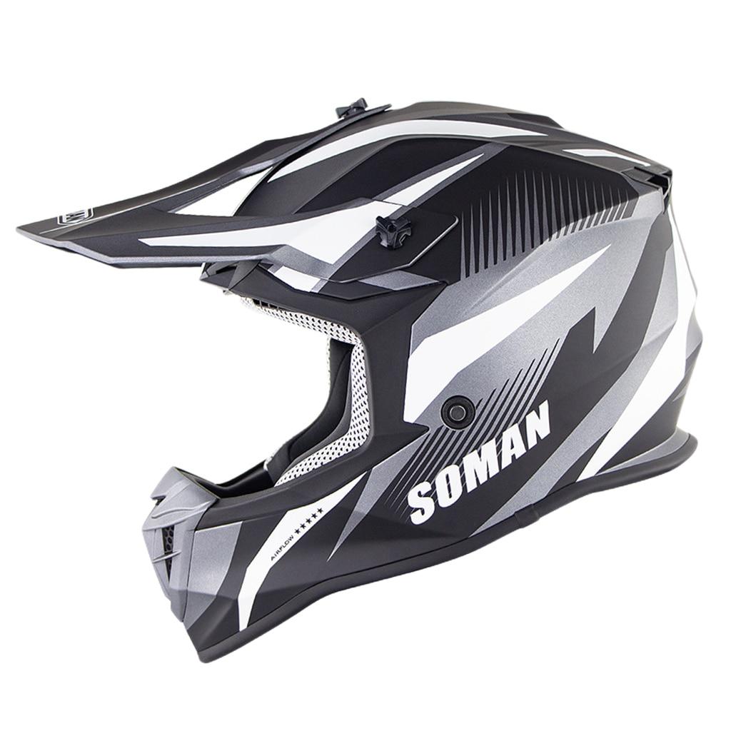 DYCLE Motorbike Crash Modular Helmet Full Face Racing Motorcycle Helmet With Sun Visor For Adult Men Women