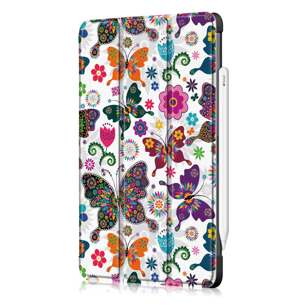 Case Pro 2020 Cover for Stand Leather Apple iPad 11 11 for iPad PU Foldable Case Pro