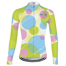 Cycling Jersey women Pro team Summer long Sleeve Downhill MTB Bicycle Clothing Ropa Ciclismo Maillot Quick Dry Bike Shirt top winter fleece team netherlands quick dry cycling jersey dutch flag breathable clothing mtb ropa ciclismo bicycle maillot gel