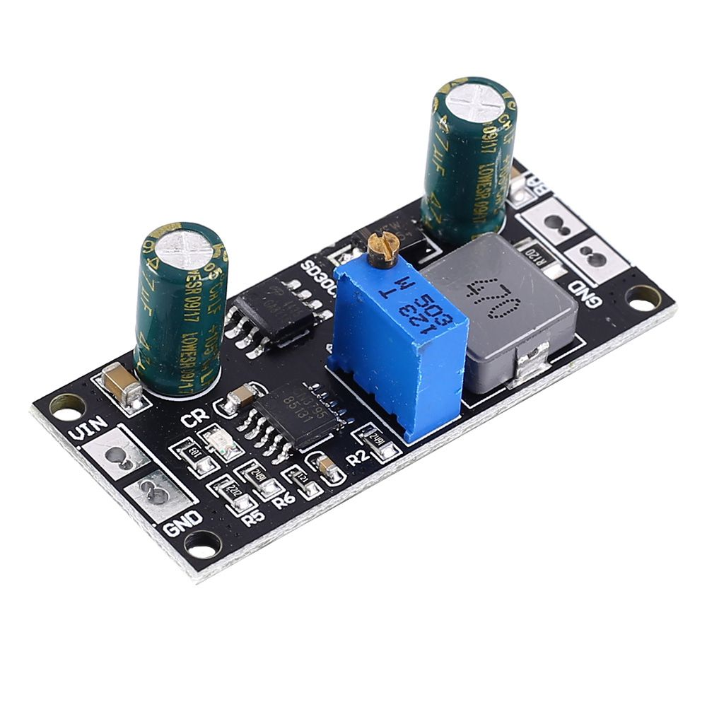 MPPT Solar Controller 1A 3.2V 3.7V 3.8V 7.4V 11.1V 14.8V Lithium Ion LiFePO4 Titanate Battery Charger Module SD30CRMA