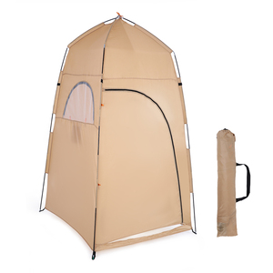 TOMSHOO Portable Outdoor Shower Bath Tents Changing Fitting Room Tent Shelter Camping Beach Privacy Toilet Tents WC Fishing Tent(China)