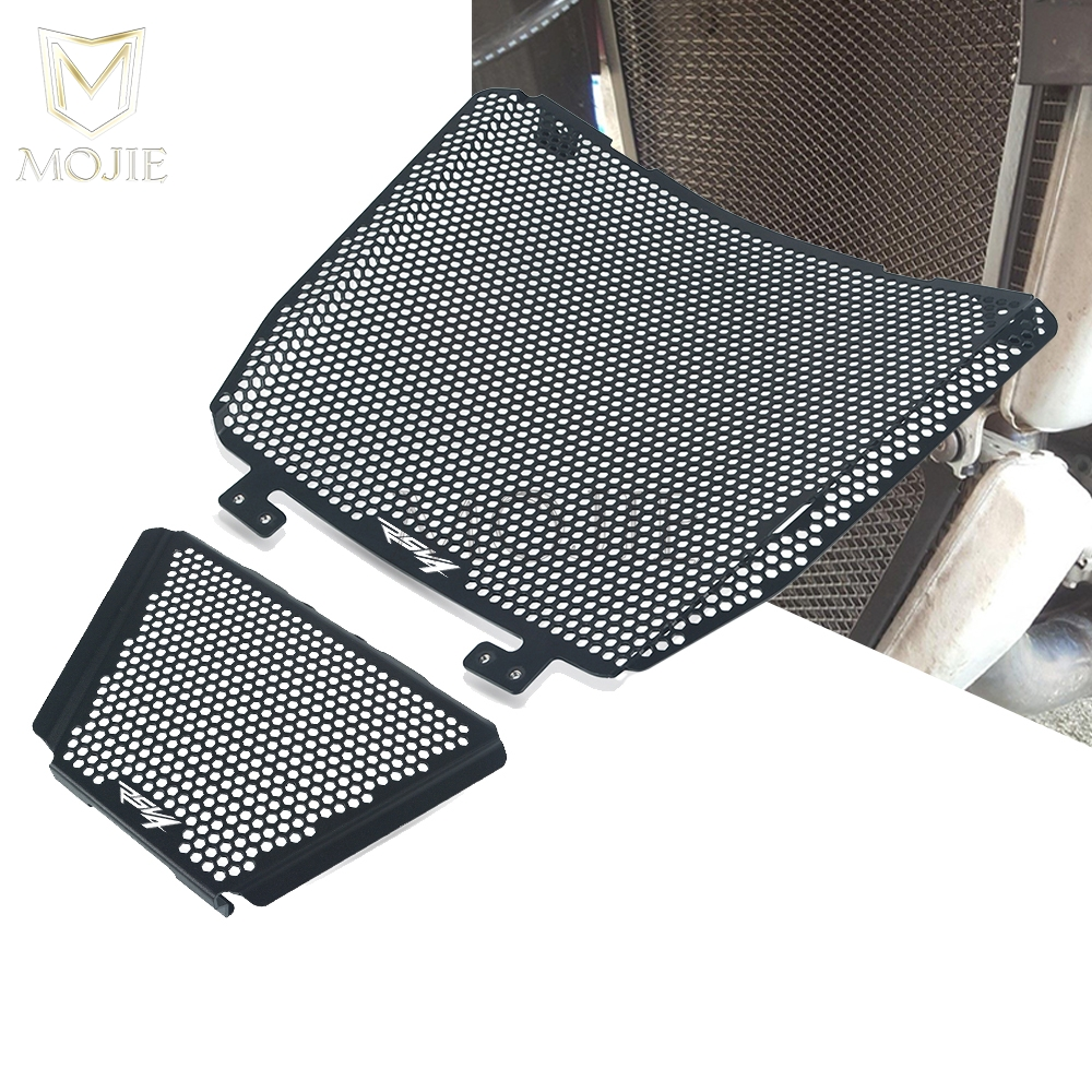 Motorcycle Radiator Guard Grille Protector Cover For Aprilia RSV4 <font><b>1000</b></font> Factory APRC RF RR Oil Cooler Guard Cover RSV4 <font><b>1000</b></font> image