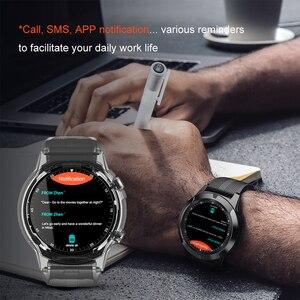 "Image 5 - LOKMAT SMA TK04 חכם שעון טלפון 1.3 ""מסך BT3.0 + 4.0 מד צעדים קצב לב אזעקה מרחוק מצלמה GPS ספורט Smartwatch גברים נשים"