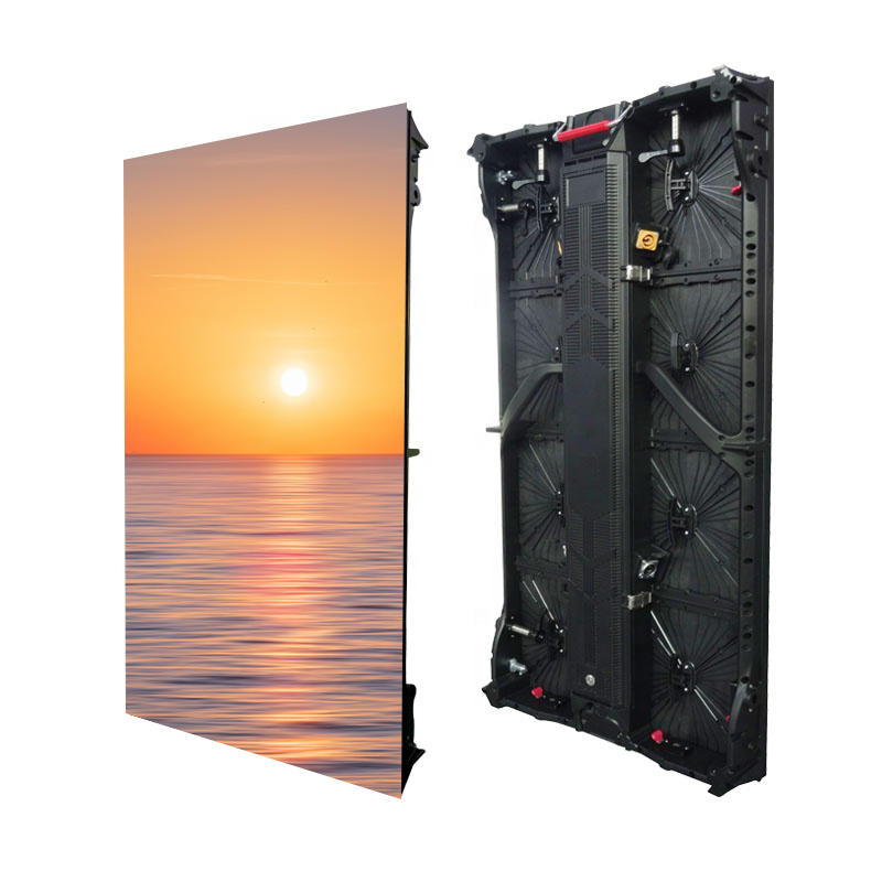 Smd Black Led Module High Resolution P4.81 Outdoor Led Screen