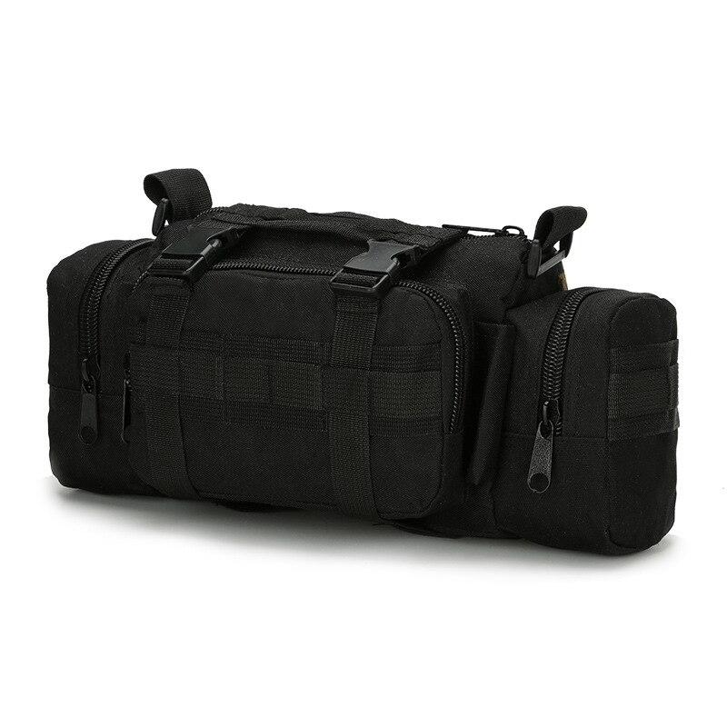 Multi-Function Sports Outdoor Fishing Waterproof Running Bag Pocket Camera Camera Bag Camping Mountaineering Bag Chest Bag