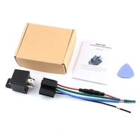 Rastreador Mini GPS de relé GSM para vehículo, diseño de corte de combustible C13, seguimiento de mapas de Google, alarma de vibración, rastreador, rastreador GPS de coche
