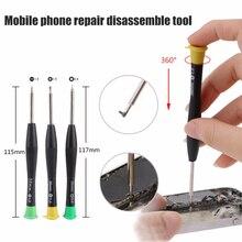 Набор инструментов для ремонта мобильного телефона с отверстием для разборки Набор отверток для сотового телефона