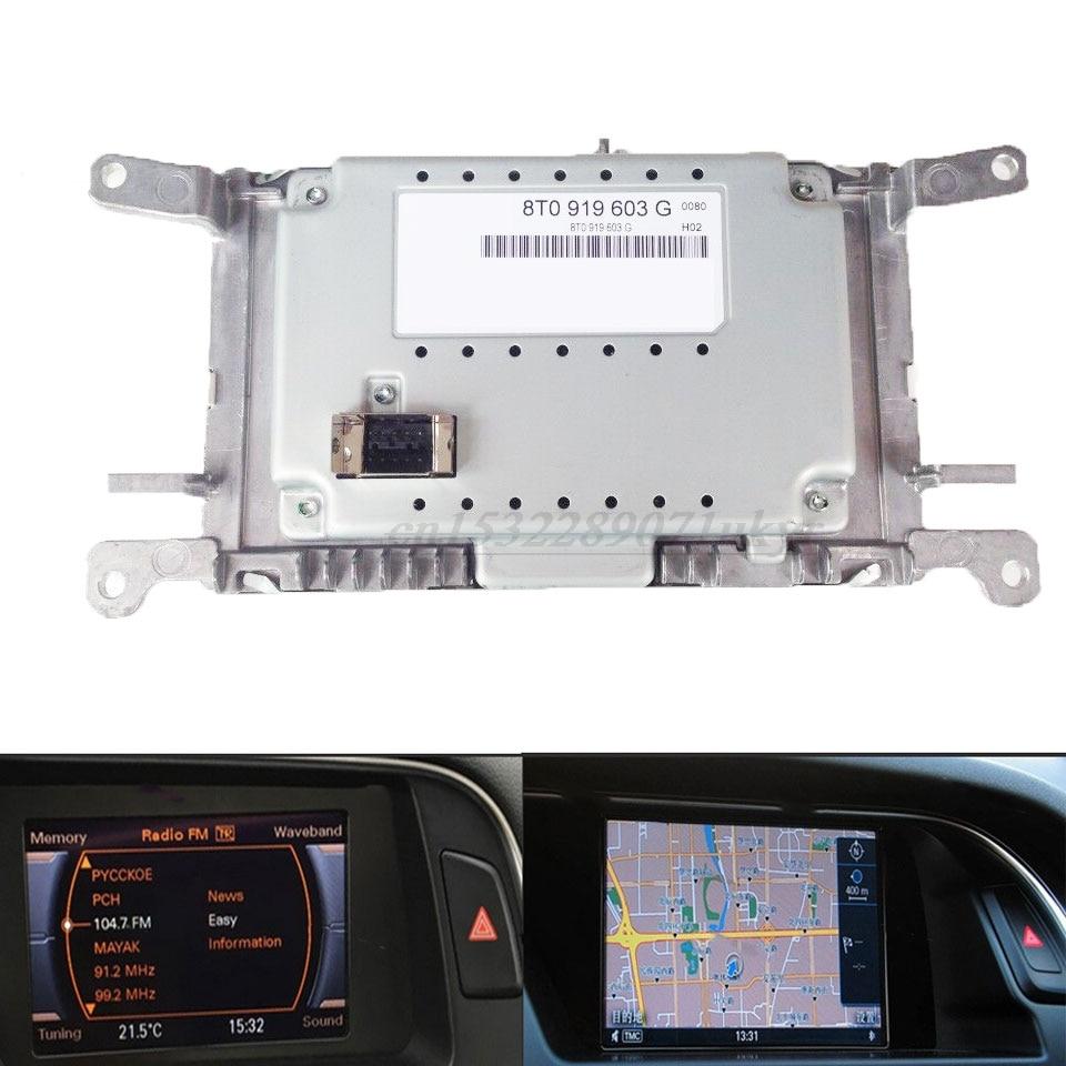 Мультимедийный дисплей 8T0919603G 8T0919603F 8T0919603G E F для Audi A4 B8 A5 Q5 2010 12 2015 MMI, 6,5 дюйма, ЖК-экран, GPS-монитор