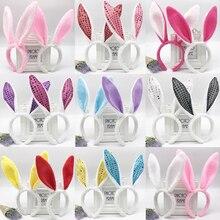 Halloween Sequins Rabbit Ears Headband Headwear Bunny Hairpin Festival Hair Accessories Hairband